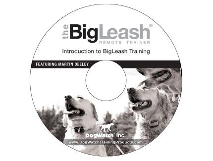 BigLeash Training DVD by Martin Deeley Image